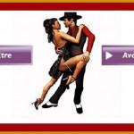 effacer les fautes d'orthographe sur un tango.