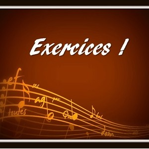 exercice d'orthographe