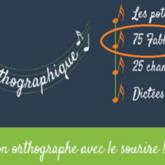 orthographe fables orthographiques